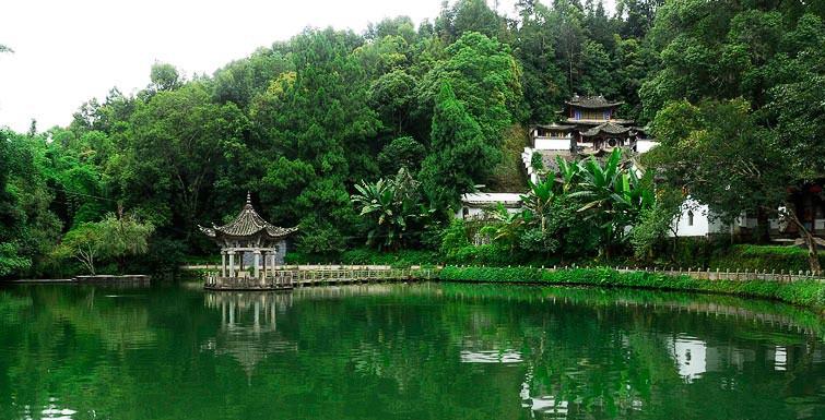 山西省和顺风景区